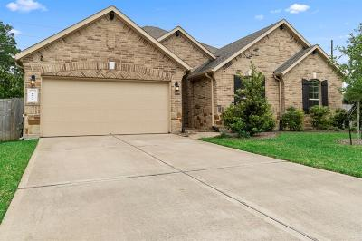 Tomball Single Family Home For Sale: 10015 Easterwood Trail
