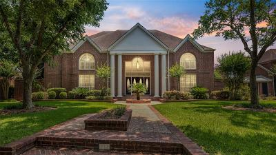 Sugar Land Single Family Home For Sale: 18 Linney Boulevard