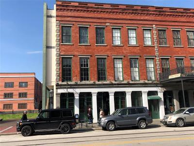 Galveston County Rental For Rent: 2016 Strand Street #2