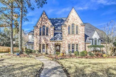 Kingwood Single Family Home For Sale: 5811 Spring Lodge Drive