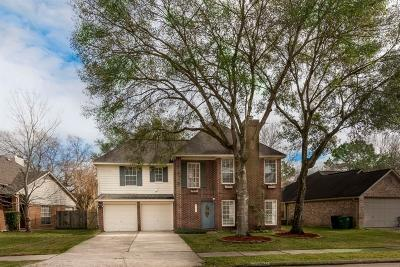 Houston Single Family Home For Sale: 14627 Cobre Valley Drive