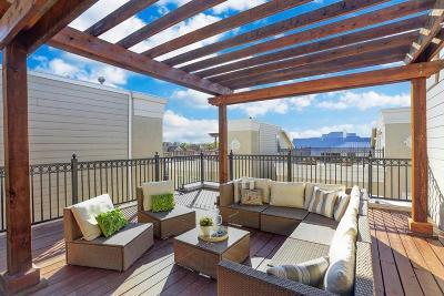 Houston Single Family Home For Sale: 1213 W 15 1/2 #B