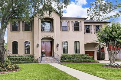 Houston Single Family Home For Sale: 8626 Prichett Drive