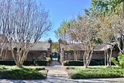 Houston Condo/Townhouse For Sale: 2210 Nantucket Drive #B