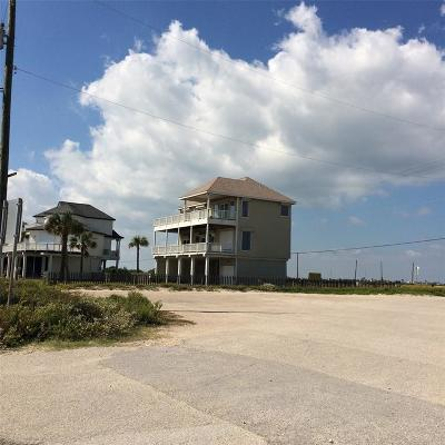 Galveston Single Family Home For Sale: 12206 Hershey Beach