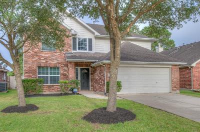 Kingwood Single Family Home For Sale: 22857 Lantern Hills Drive