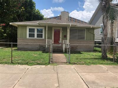 Galveston Rental For Rent: 2109 Avenue K