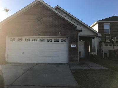 Conroe TX Single Family Home For Sale: $144,500
