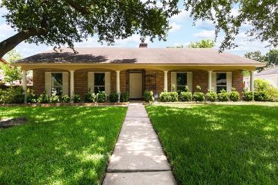 Houston Single Family Home For Sale: 7722 Gulfton Street