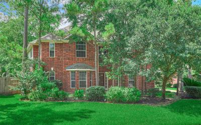 The Woodlands Single Family Home For Sale: 99 W Laurelhurst Circle