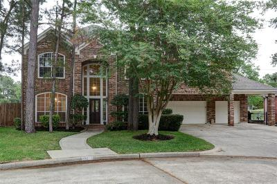 Humble Single Family Home For Sale: 18814 Preakness Palm Circle