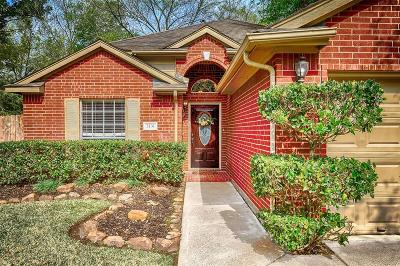 Montgomery Single Family Home For Sale: 3131 Fitzgerald Drive