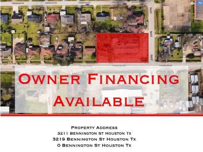Residential Lots & Land For Sale: 3219 Bennington Street