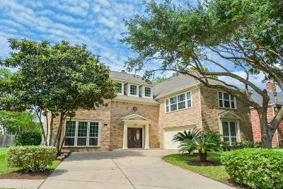 Sugar Land Single Family Home For Sale: 54 Greenlaw Street