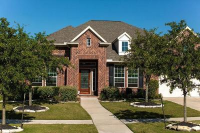 Sugar Land Single Family Home For Sale: 5707 Barons Point Court