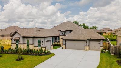 Richmond Single Family Home For Sale: 1911 Saxon Bend Trail