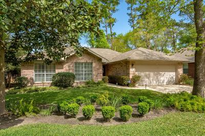 The Woodlands Single Family Home For Sale: 58 S Wynnoak Circle