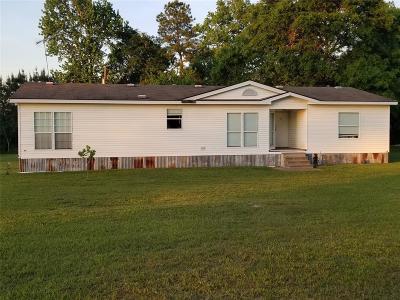 Willis Single Family Home For Sale: 2281 Fm 1725