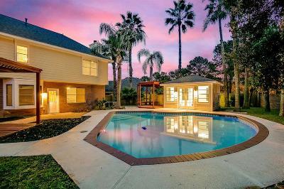 Katy Single Family Home For Sale: 22934 Rainbow Bend Lane