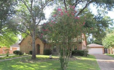 Spring Single Family Home For Sale: 6626 Seaton Valley Drive