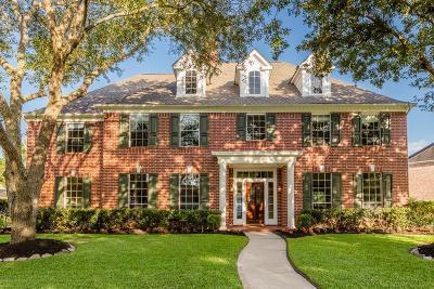 Sugar Land Single Family Home For Sale: 4619 Saint Michaels Court