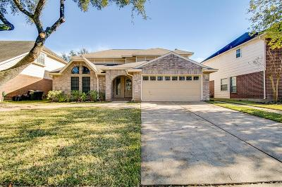 Sugar Land Single Family Home For Sale: 207 Burkwood Court