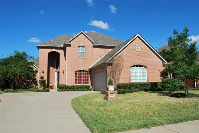 Sugar Land Single Family Home For Sale: 827 Harbour Place
