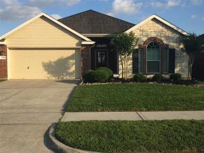 Alvin Single Family Home For Sale: 1119 Lasso Court