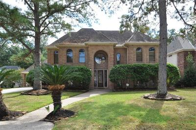 Kingwood Single Family Home For Sale: 6006 Boulder Lake Court