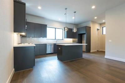 Harris County Condo/Townhouse For Sale: 1116 Thompson Street