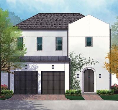 Houston Single Family Home For Sale: 1707 Maravilla
