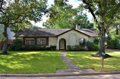 Single Family Home For Sale: 11907 Cedarcliff Drive
