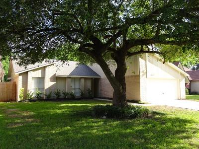Houston TX Single Family Home For Sale: $177,500