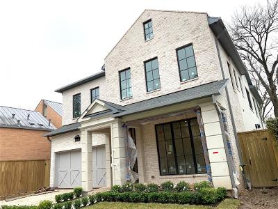 West University, West University Place Single Family Home For Sale: 6528 Sewanee Avenue