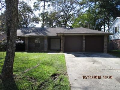 Humble Single Family Home For Sale: 17307 Huntersglen Circle