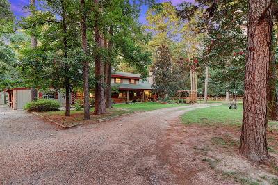 Magnolia Single Family Home For Sale: 38614 Angel Oaks Drive