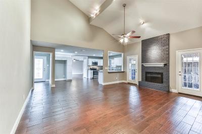 Houston Single Family Home For Sale: 4418 Hickory Grove Drive
