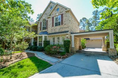 The Woodlands Single Family Home For Sale: 102 W Mirror Ridge Circle