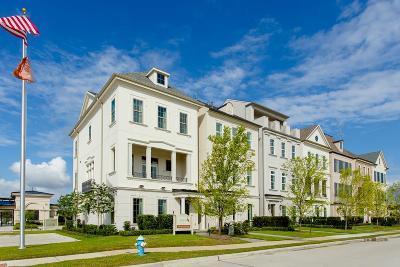 Houston Single Family Home For Sale: 833 Blackshire Lane