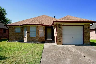 Galveston County Single Family Home For Sale: 5917 Red River Drive