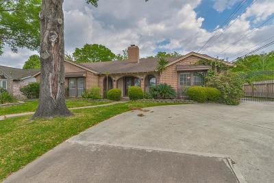 Briargrove Park Single Family Home For Sale: 10202 Ella Lee Lane