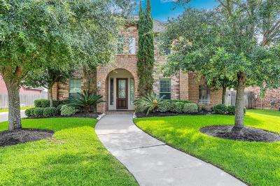Katy Single Family Home For Sale: 5418 Faircreek Lane