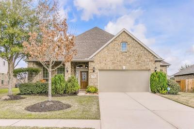 Rosenberg Single Family Home For Sale: 1322 Ellis Grove Ln