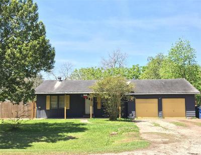Sweeny Single Family Home For Sale: 403 Avenue B