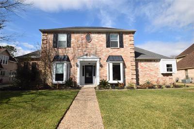 Katy Single Family Home For Sale: 514 Whitehurst Court