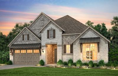 Katy TX Single Family Home For Sale: $365,340