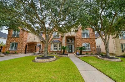 Cypress Single Family Home For Sale: 13902 Greenwood Manor Drive