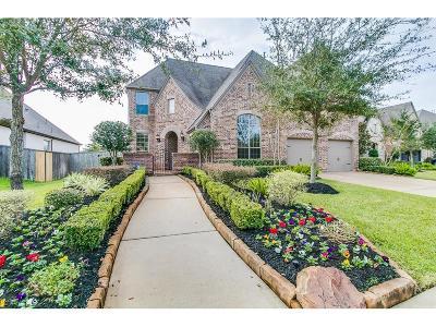 Missouri City Single Family Home For Sale: 7114 Wandering Lake