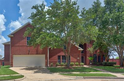 Missouri City Single Family Home For Sale: 6803 South Gold River Circle