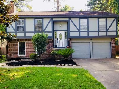 Kingwood Single Family Home For Sale: 5135 Creek Shadows Drive